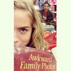 Maddie And Kylie Awkward Family Photo