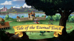 Tale of the Eternal Torch titlecard