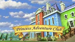 Princess Adventure Club title card