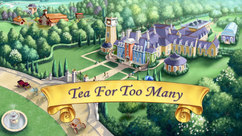 Tea for Too Many title card