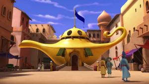 Genie Patrol HQ