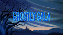 Ghostly Gala title card