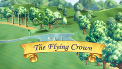 The Flying Crown title card