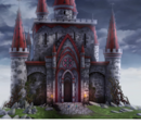 Morgana's fortress