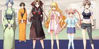 Yukioniya Onsenki/Characters