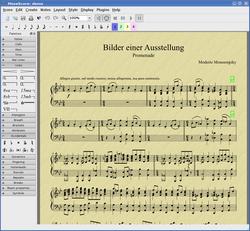 MuseScore Screenshot