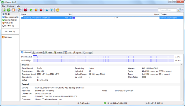 File:UTorrent 1.8.5-Windows 7.png