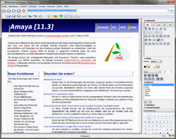 Amaya 11.3-Windows 7
