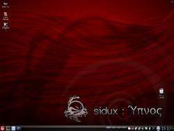Sidux 2010-01