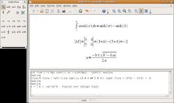 OOo math-screenshot