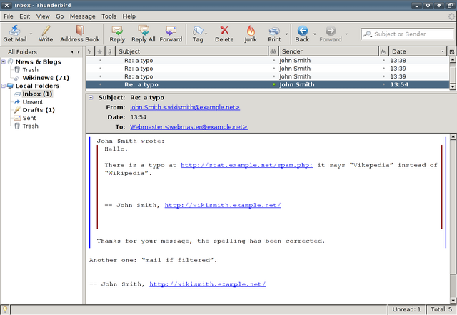 File:Mozilla Thunderbird 2009 Xfce4.png