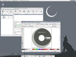 Wolvix 1.1.0-Xfce