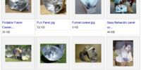 Solar panel cooker designs