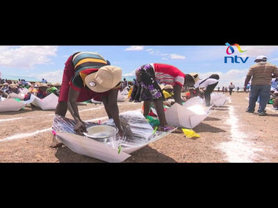 Kakuma refugee camp setting the pace in use of renewable energy