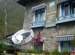 Nepal solar project 2