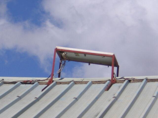 File:Panel on Roof.JPG