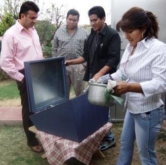 File:CECAM solar oven demonstration.jpg