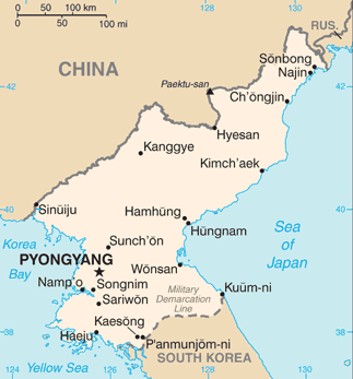 File:North Korea map, 1-4-16.png
