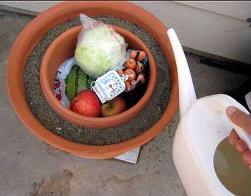 Pot in pot cooler 1