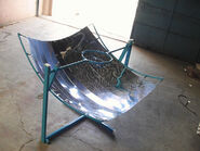 AGE Solar Cooker