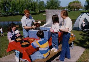 Solar-picnic