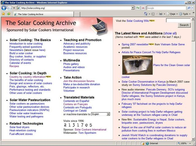 File:Solar Cooking Archive.JPG