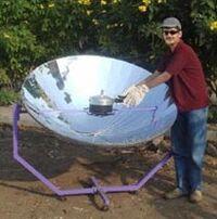 EnKing parabolic cooker 3-11