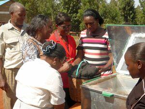 Mount Kenya Energy Project 2014