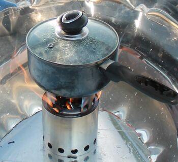 Hybrid solar gas cooker 2012 September 031 (2)