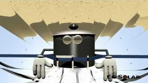 The Solar Cooker by EG Solar e.V