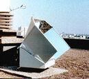 Four solaire EuroSolarBox