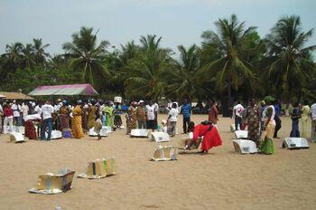 Pearson Ghana 2, March 2010