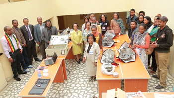 Nation to Nation Networking Ltd (NNN) training in Ethiopia 2, credit- Addis Adaba Univ.,3-2-17