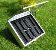 File:Sol*Saver Water Pasteurizer open.jpg