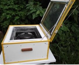 File:Full Sun Solar Cooker 2, 3-28-12.jpg