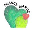 File:France et Maroc au coeur logo, 11-20-13.jpg