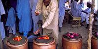 Pot-in-pot cooler