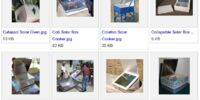 Solar box cooker designs