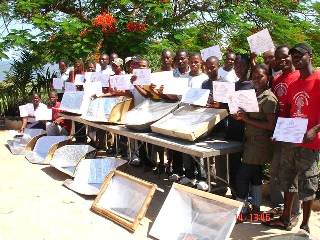 File:Mozambique Association for Urban Development course graduates.jpg