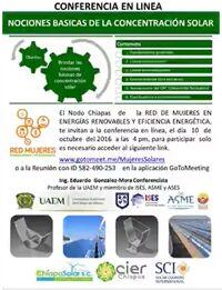 Chiapas conferencia en linea