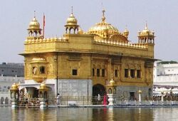Golden Temple, Punjab, India 3-19-12