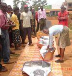 AVIF Volunteers in Kenya - February 2009