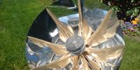 SolReka Parabolic Solar Oven