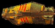 Qwaar-Jet-class Heavy Cruiser
