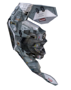 Spectre-class Cloaked Fighter