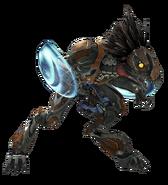 HReach - Skirmisher