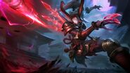Blood moon kalista league lol ad games 2560x1440 hd-wallpaper-1896025