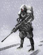 Arctic sniper sketch 004