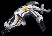 Cerberus gunship by hafoc-d5rtmgl