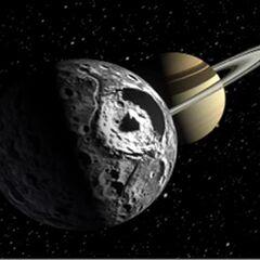 From Mimas